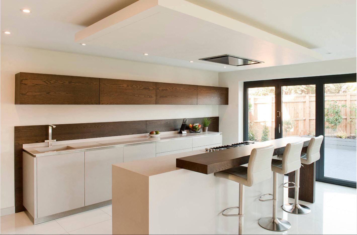 Дизайн кухни 2017