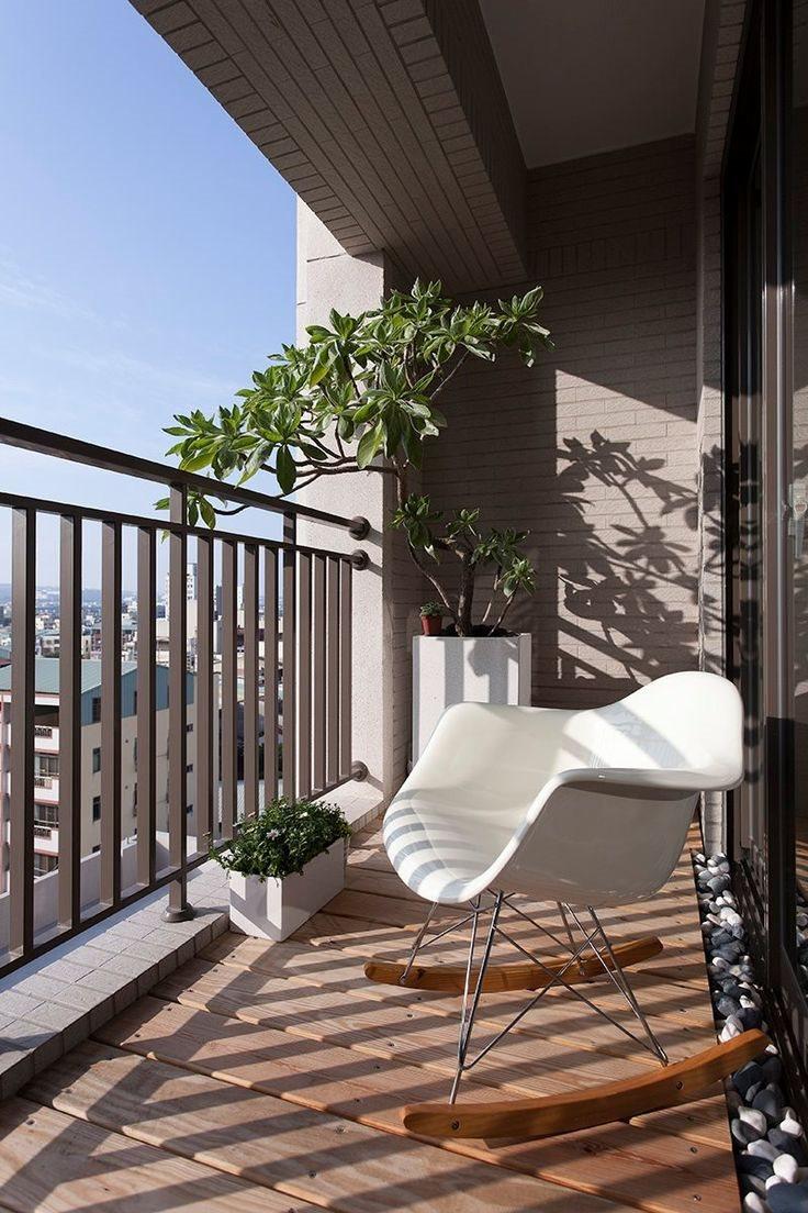 Мебель для балкона в стиле модерн