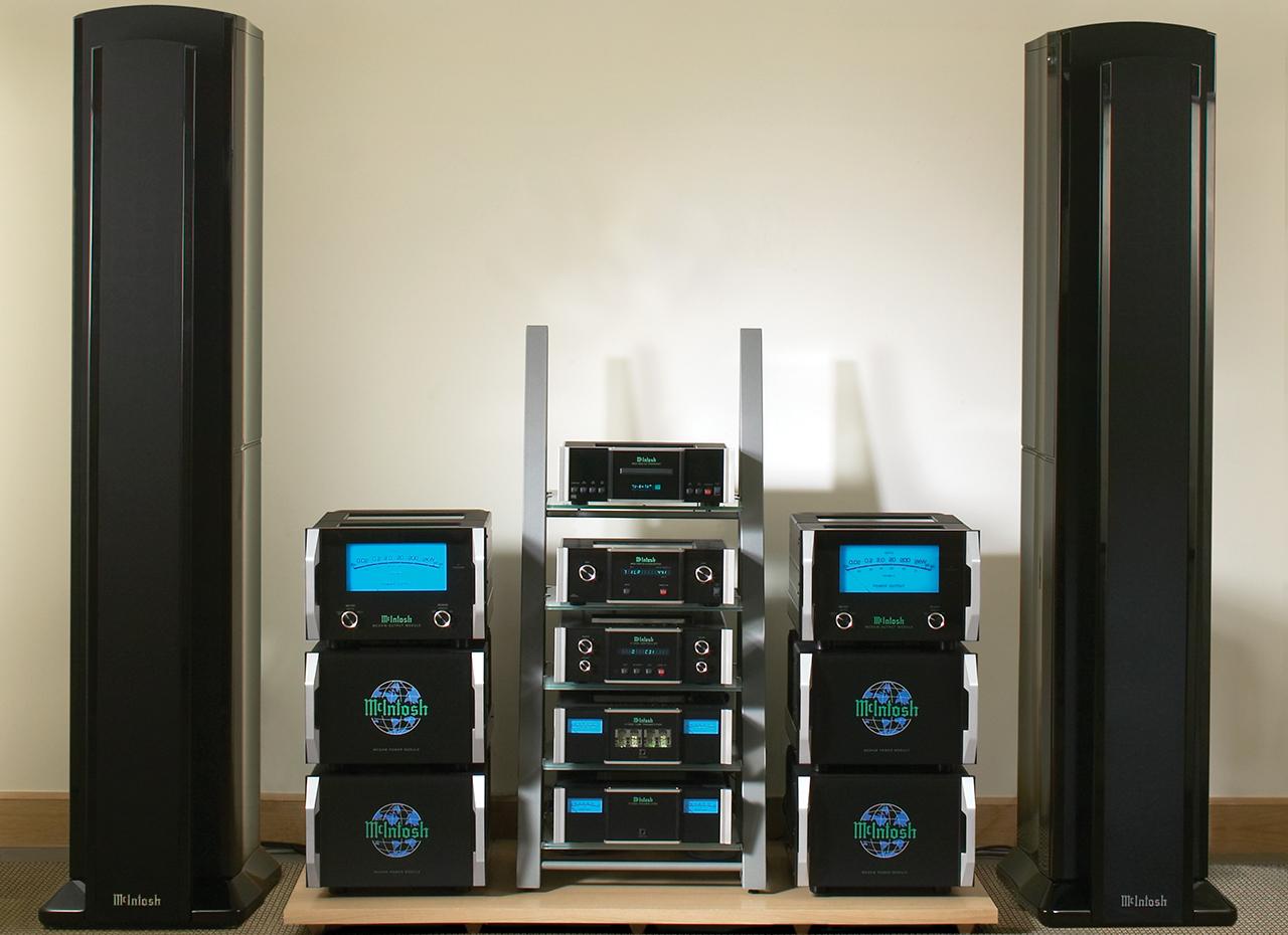Музыкальная аудиосистема
