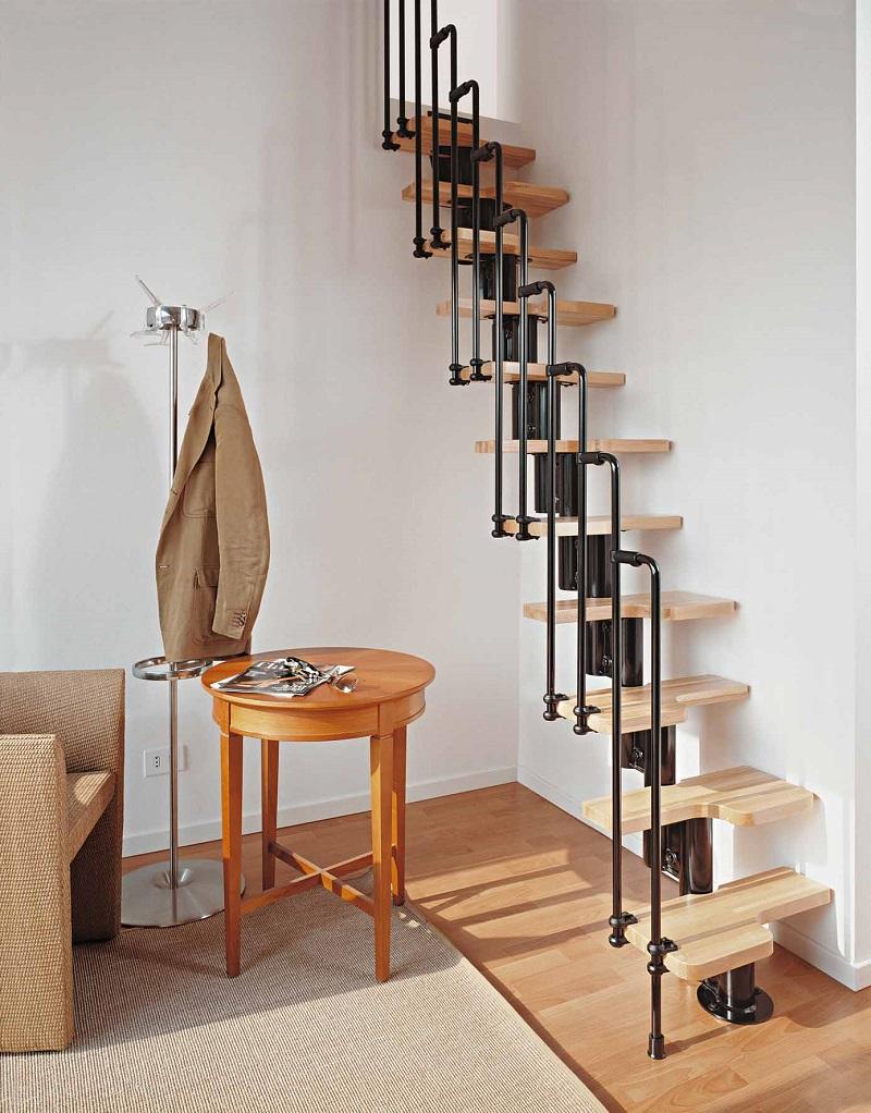 """Небольшая лестница """"гусиный шаг"""""""