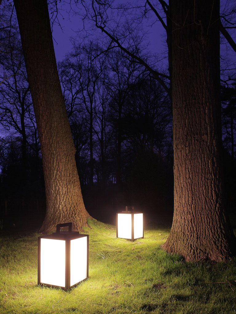 Переносные фонари для дачи