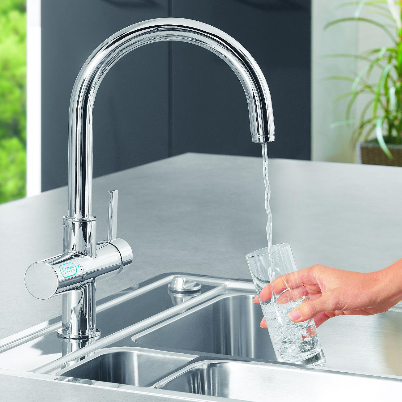 Кран для питьевой воды