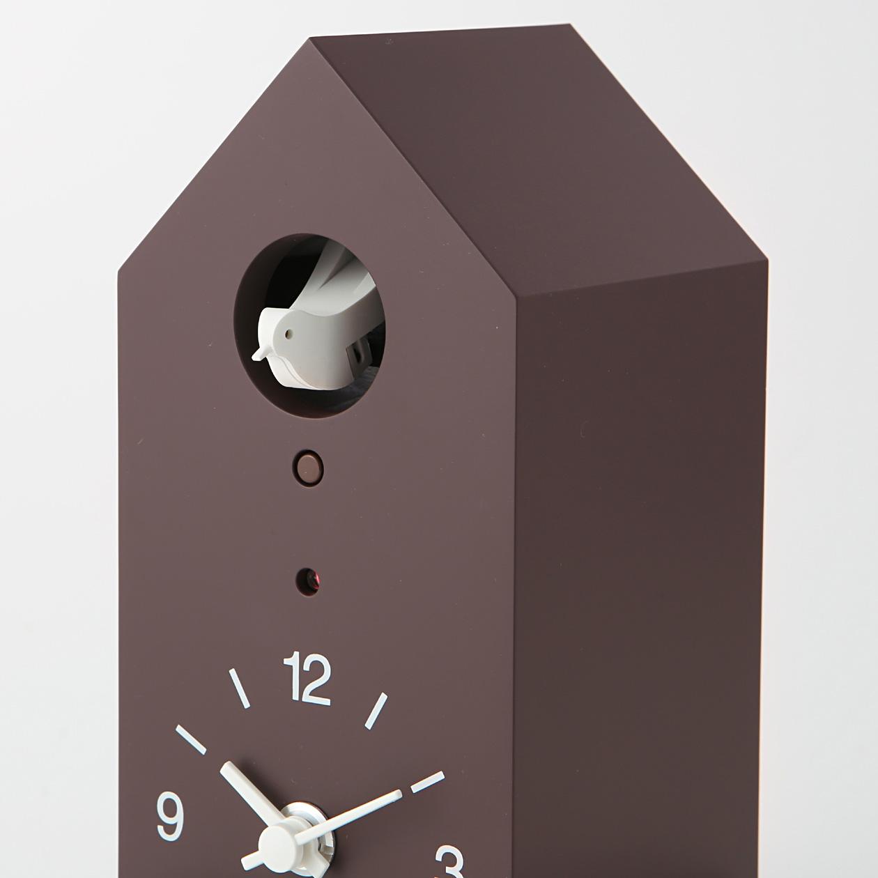 Часы с кукушкой из пластика