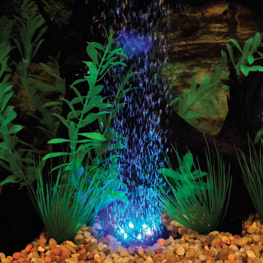 Декоративная подсветка для аквариума