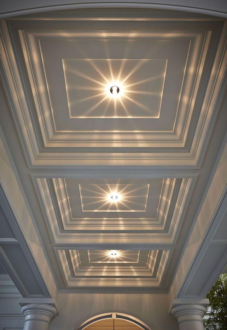Плитка из пенопласта с подсветкой