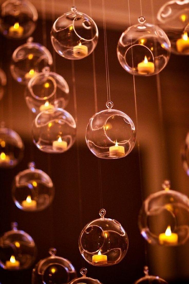 Декор свечи подвесной