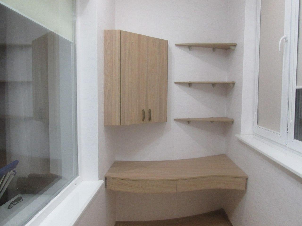 Подвесная мебель для балкона