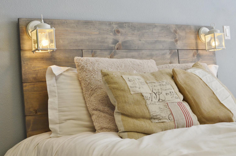 Прикроватные мебельные светильники