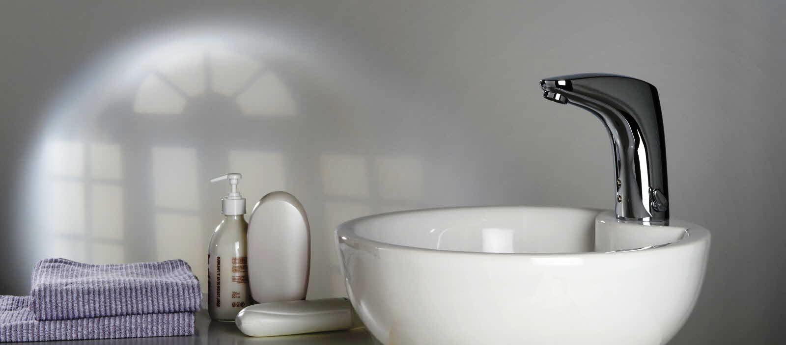 Термостатический смеситель для раковины