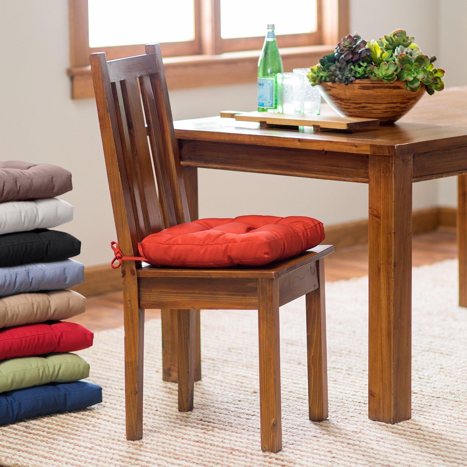 Деревянный стул со съемным сидением