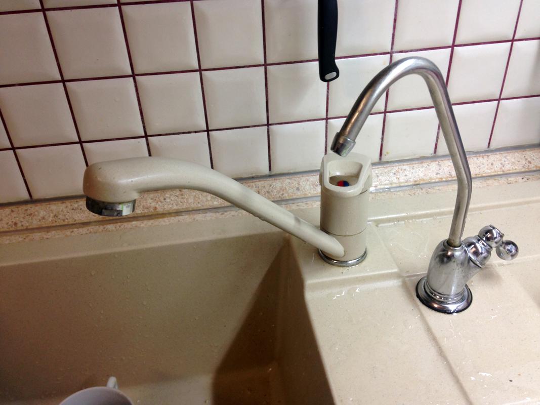 Смеситель для питьевой воды