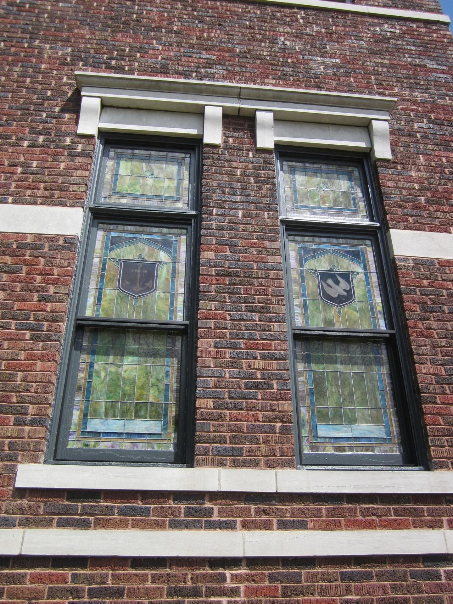 Реставрация старинного окна