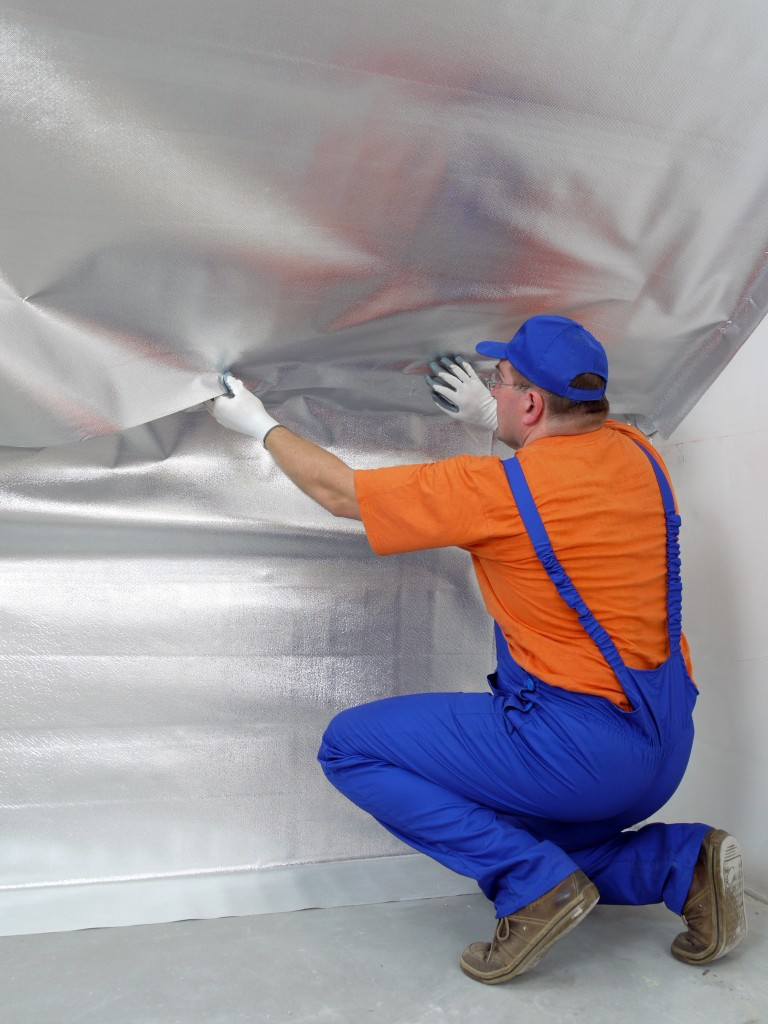 Тепло и шумоизоляция стен в квартире