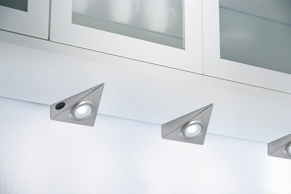 Мебельные светильники треугольной формы