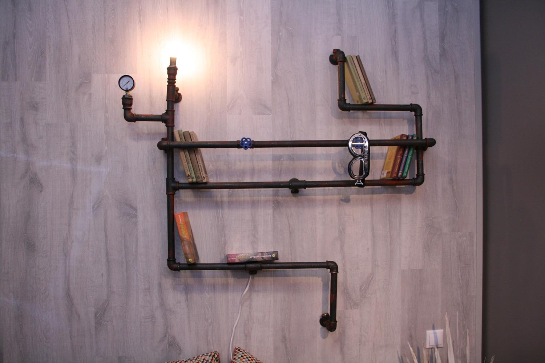 Декор из труб