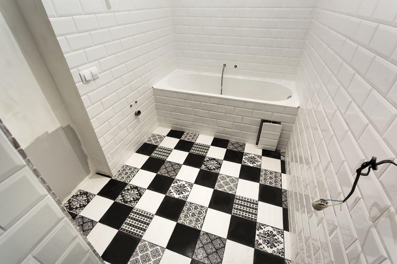Шумоизоляция ванной