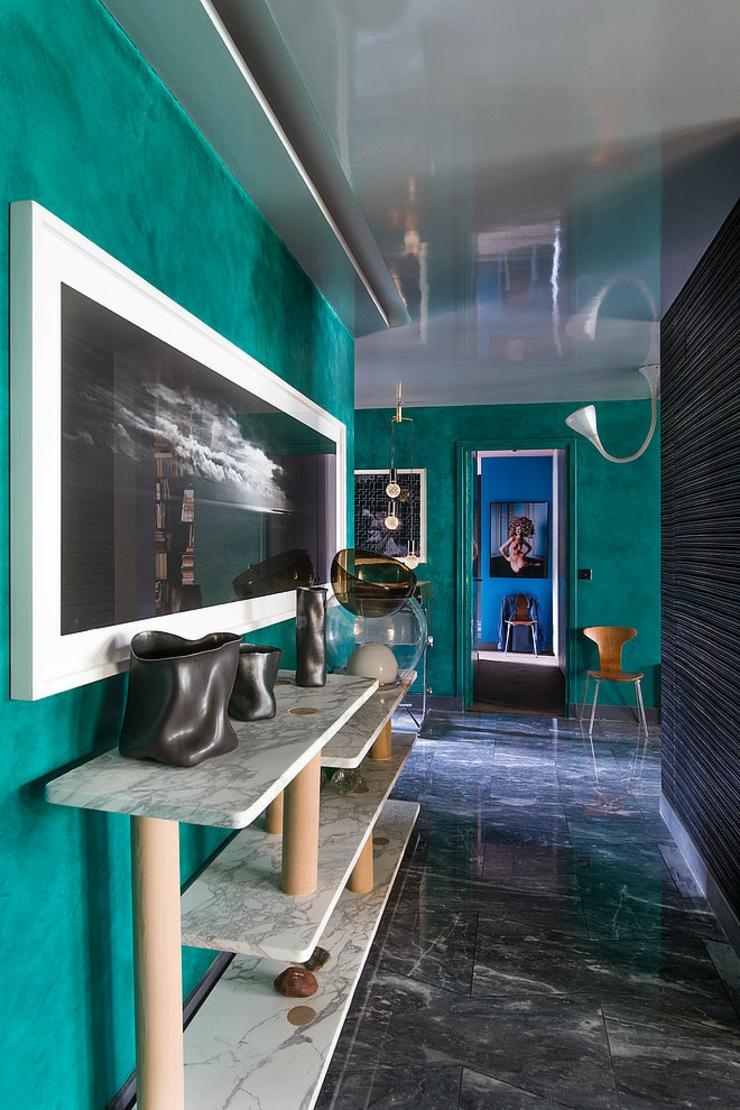 Стеновые панели для коридора 3d