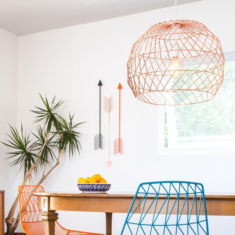 Поделки из проволоки: простые идеи для дома и сада (24 фото)