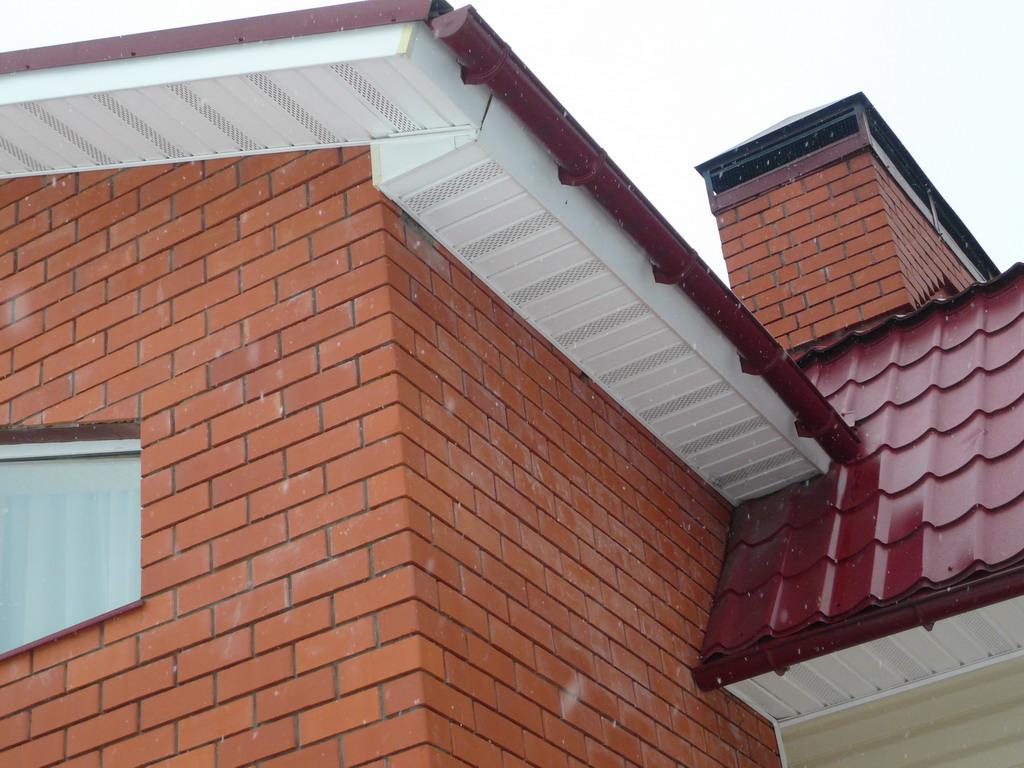 Белые софиты для крыши