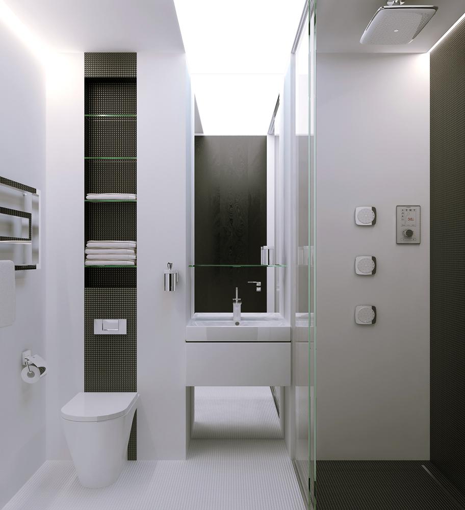 Вытяжка в ванной в частном доме