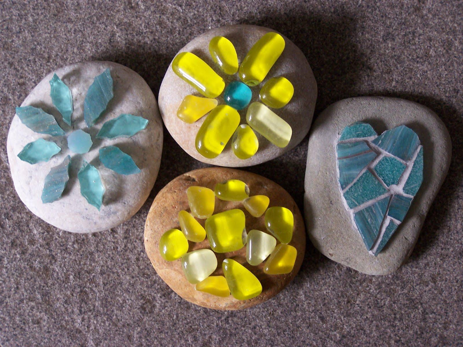 Декор на камнях