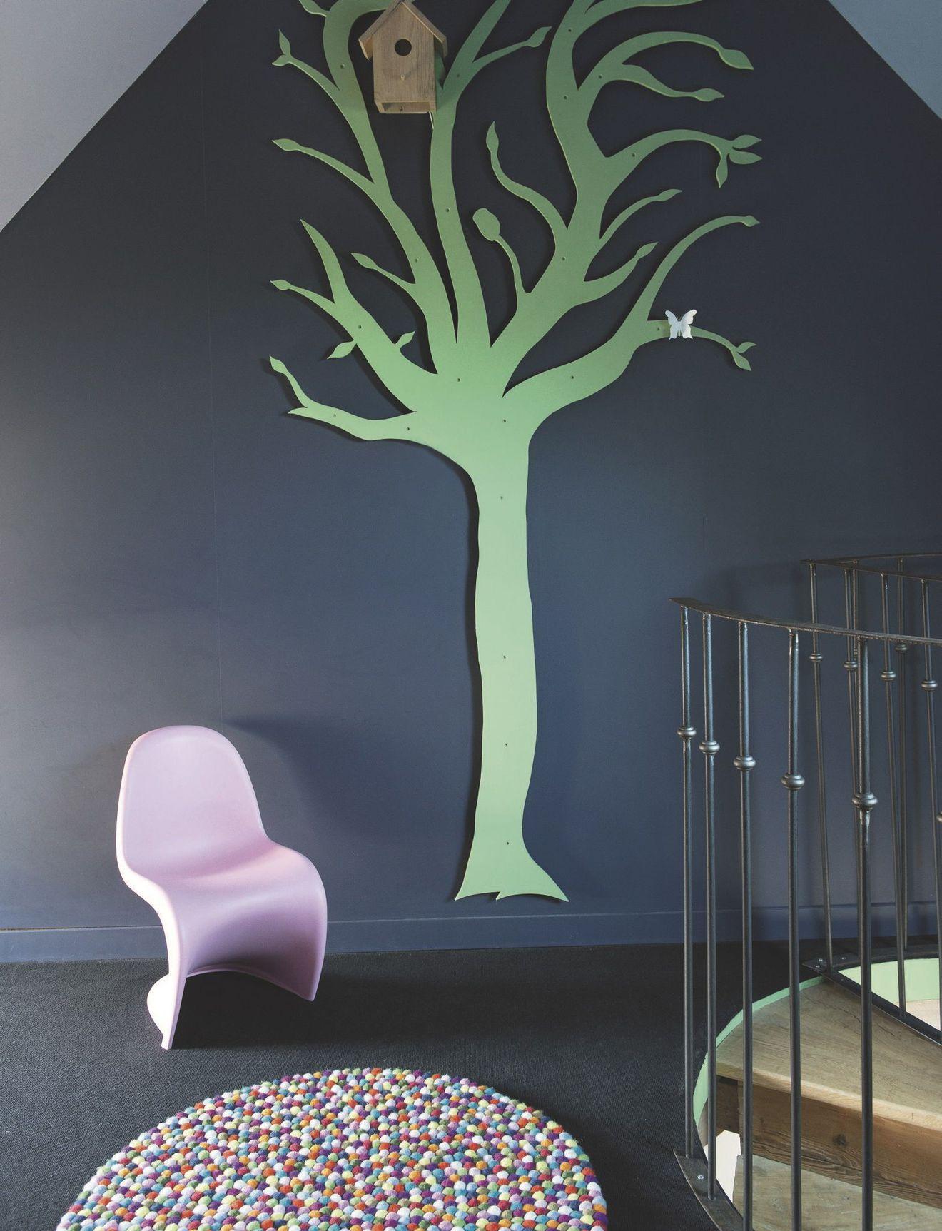 Объемная картина в виде дерева