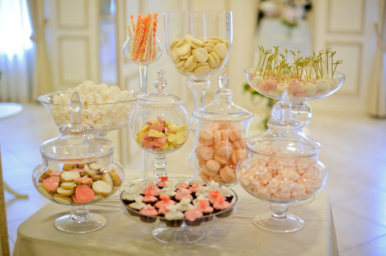 Десертный фуршетный стол