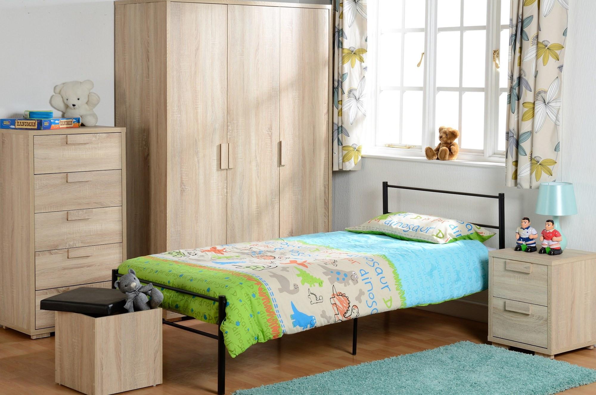 Мебель для детской из дуба сонома