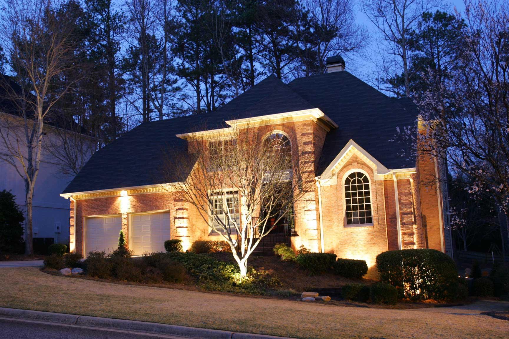 Светодиодные светильники с фотореле в освещении дома