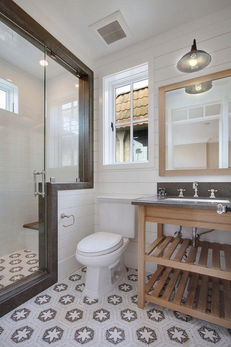 Вытяжка в ванной в доме