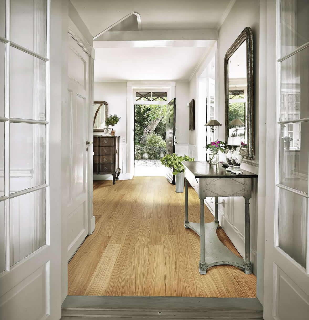 Стеновые панели для коридора в доме
