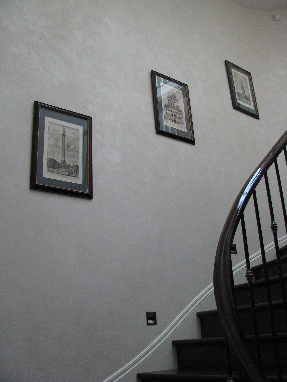 Декоративная штукатурка Марморино в доме