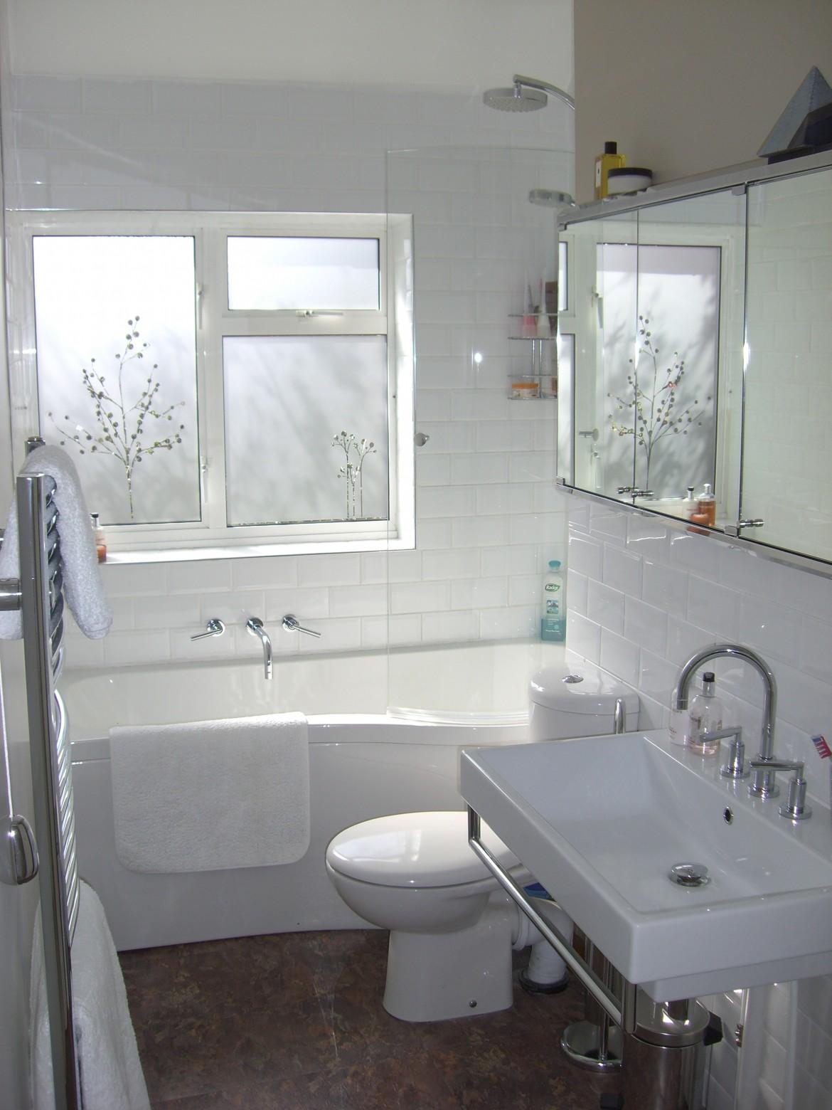 Естественная вентиляция ванной