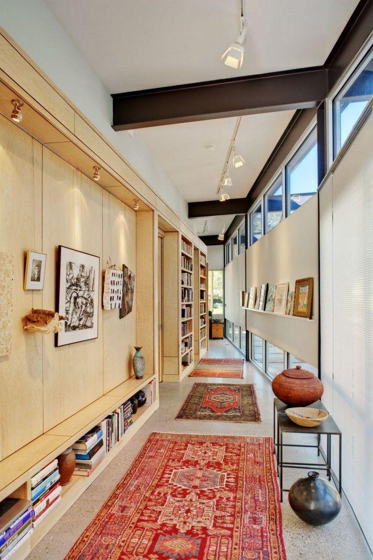 Стеновые панели для коридора из фанеры