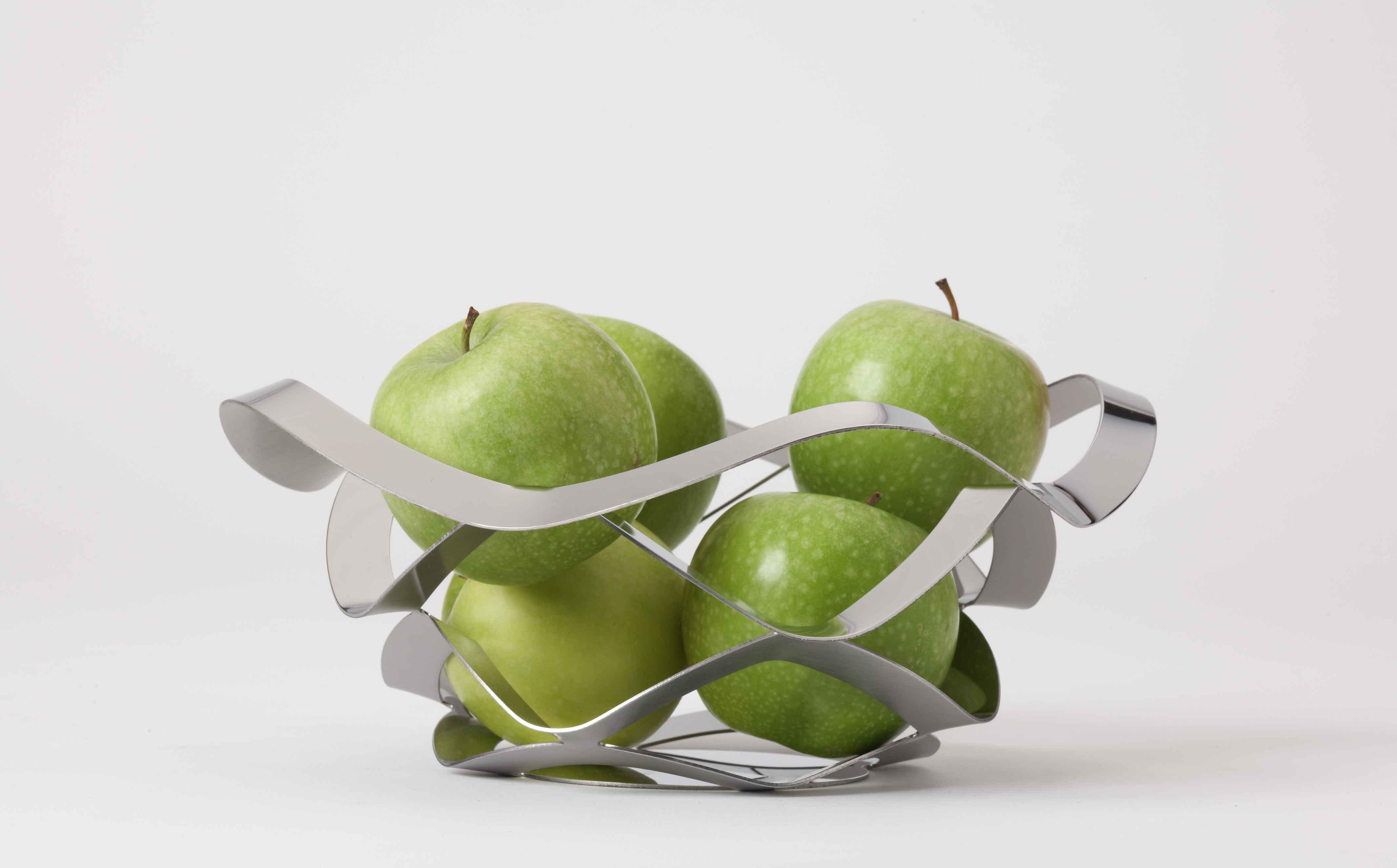 Ваза для фруктов в стиле хай-тек
