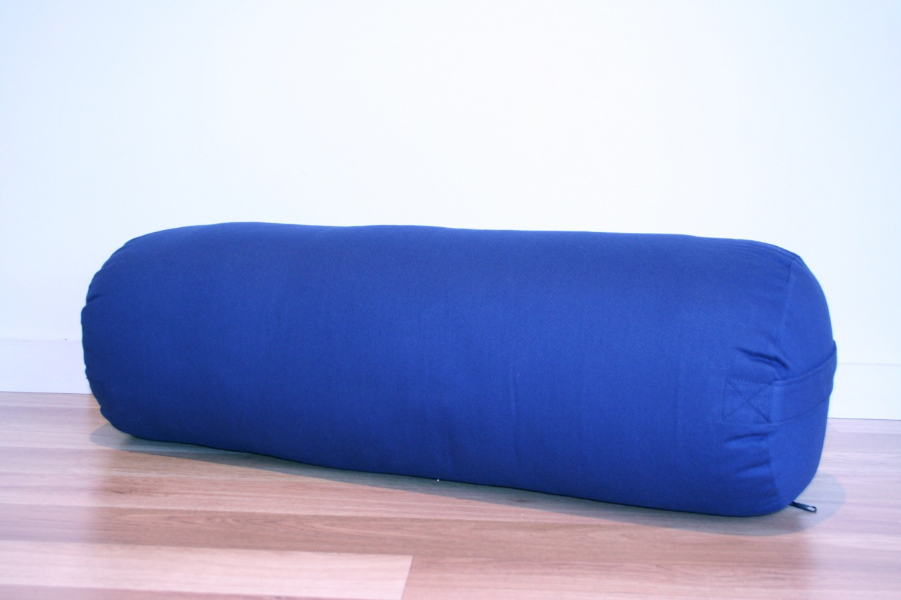 Подушка-валик из хлопка