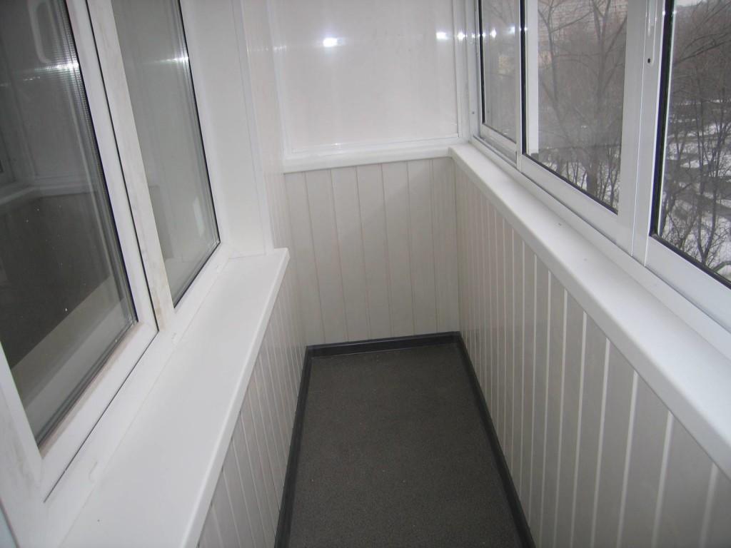 Утепление балкона в хрущевке