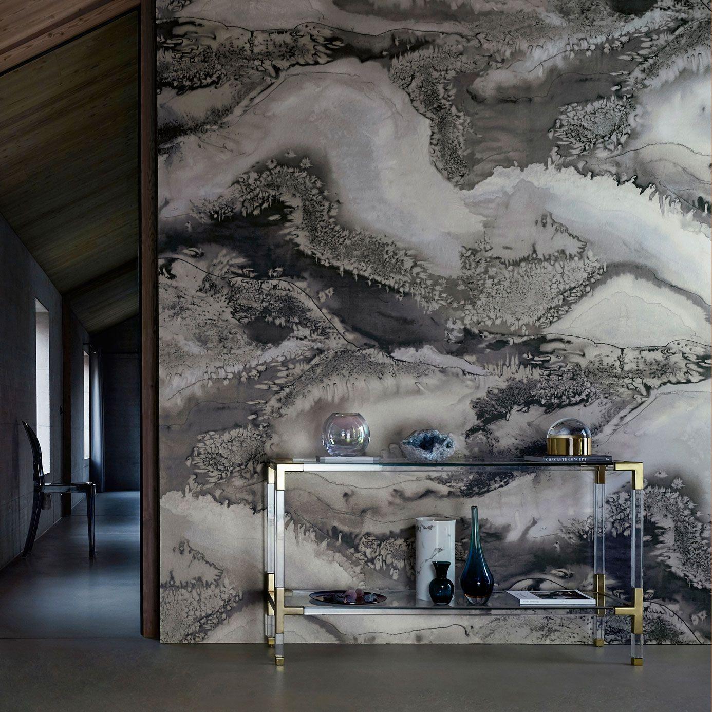Стеновые панели для коридора из искусственного камня
