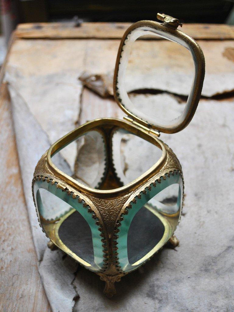 Шкатулка для колец