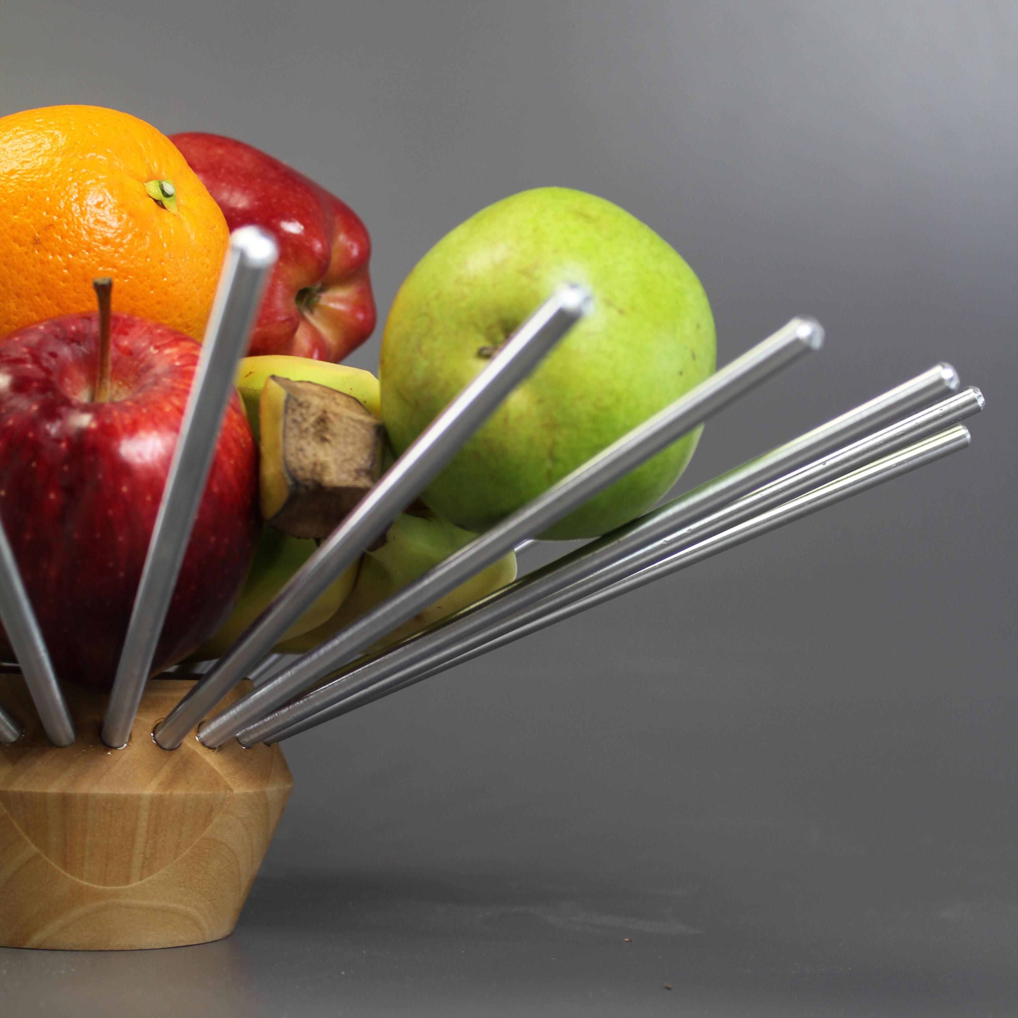 Комбинированная ваза для фруктов