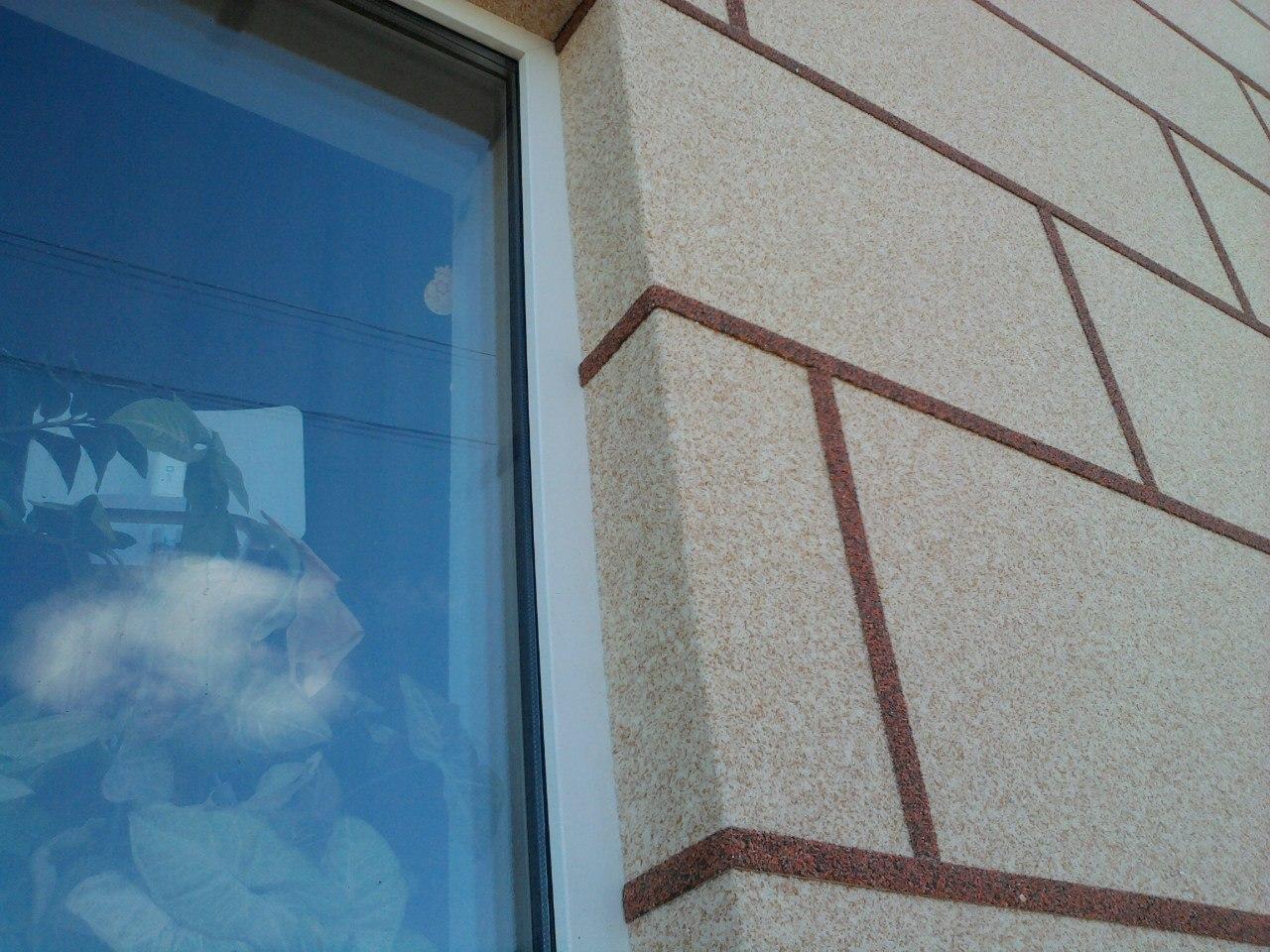 Фасадные термопанели из мраморной крошки