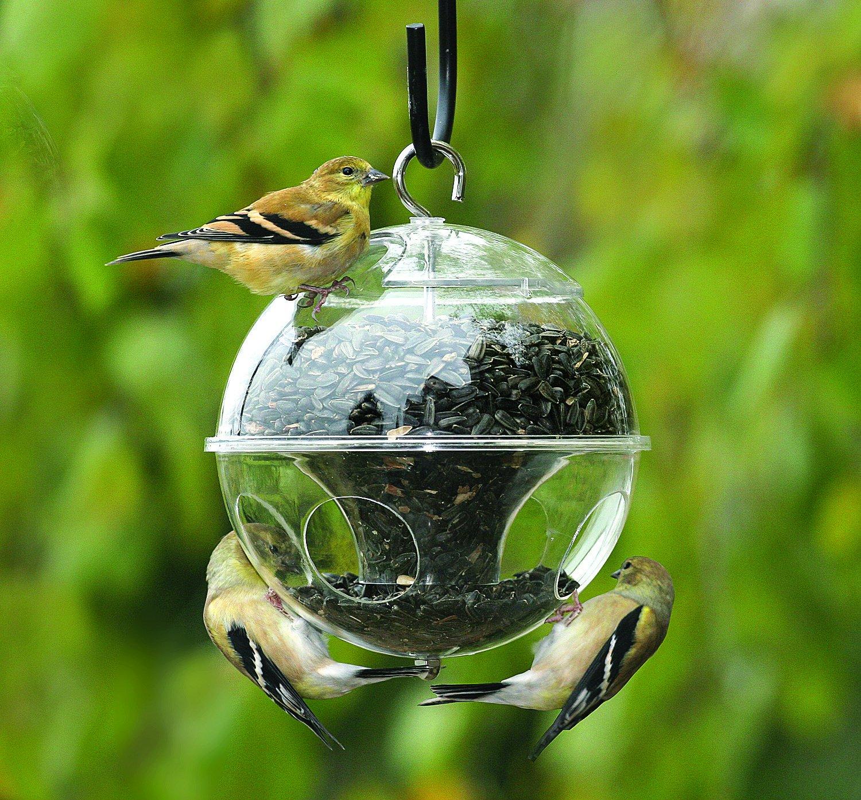 Круглая кормушка для птиц