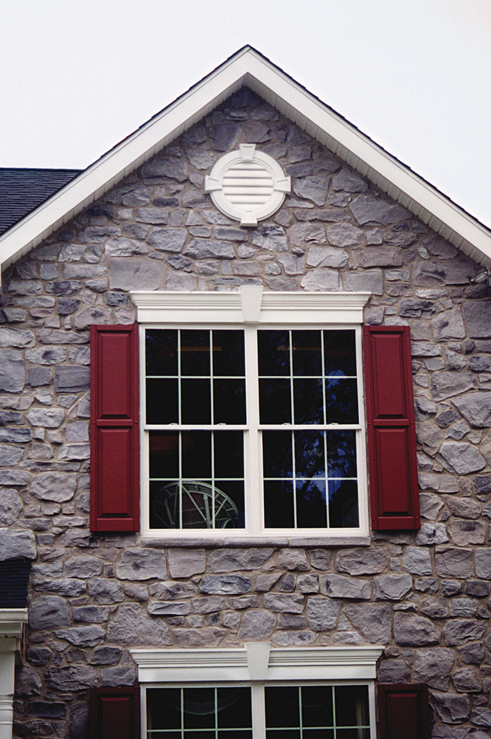 Круглое слуховое окно