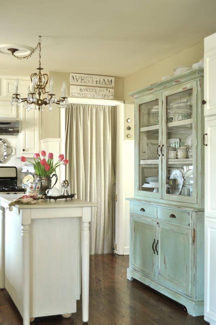 Межкомнатные шторы на кухне