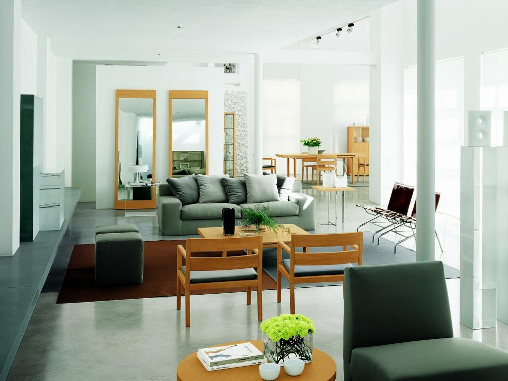 Конструктивизм в интерьере квартиры