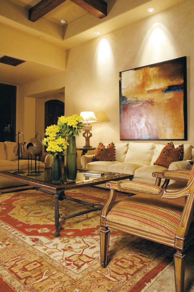 Квартира в тосканском стиле