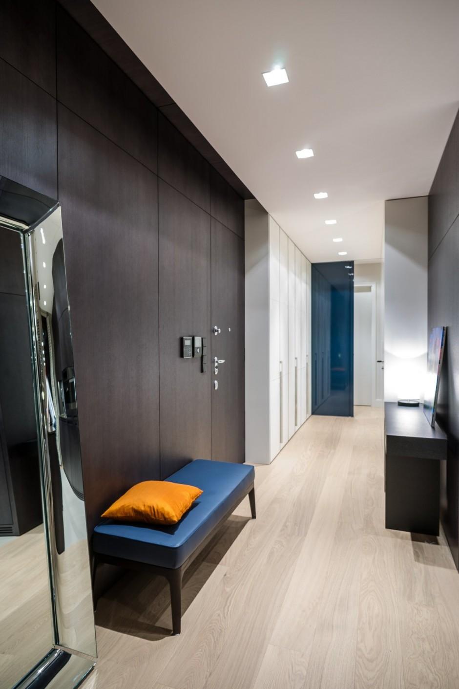 Стеновые панели для коридора ламинированные