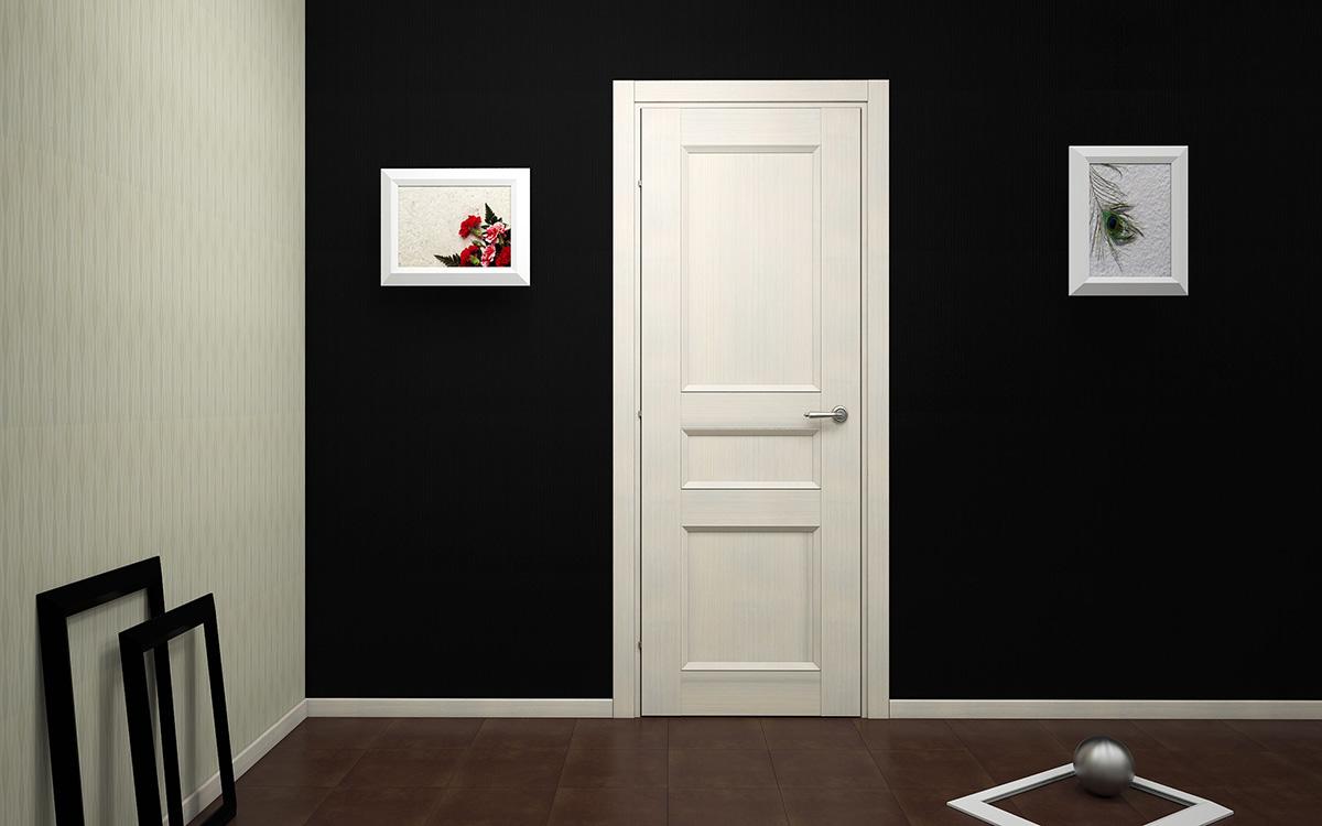 Ламинированная дверь CPL