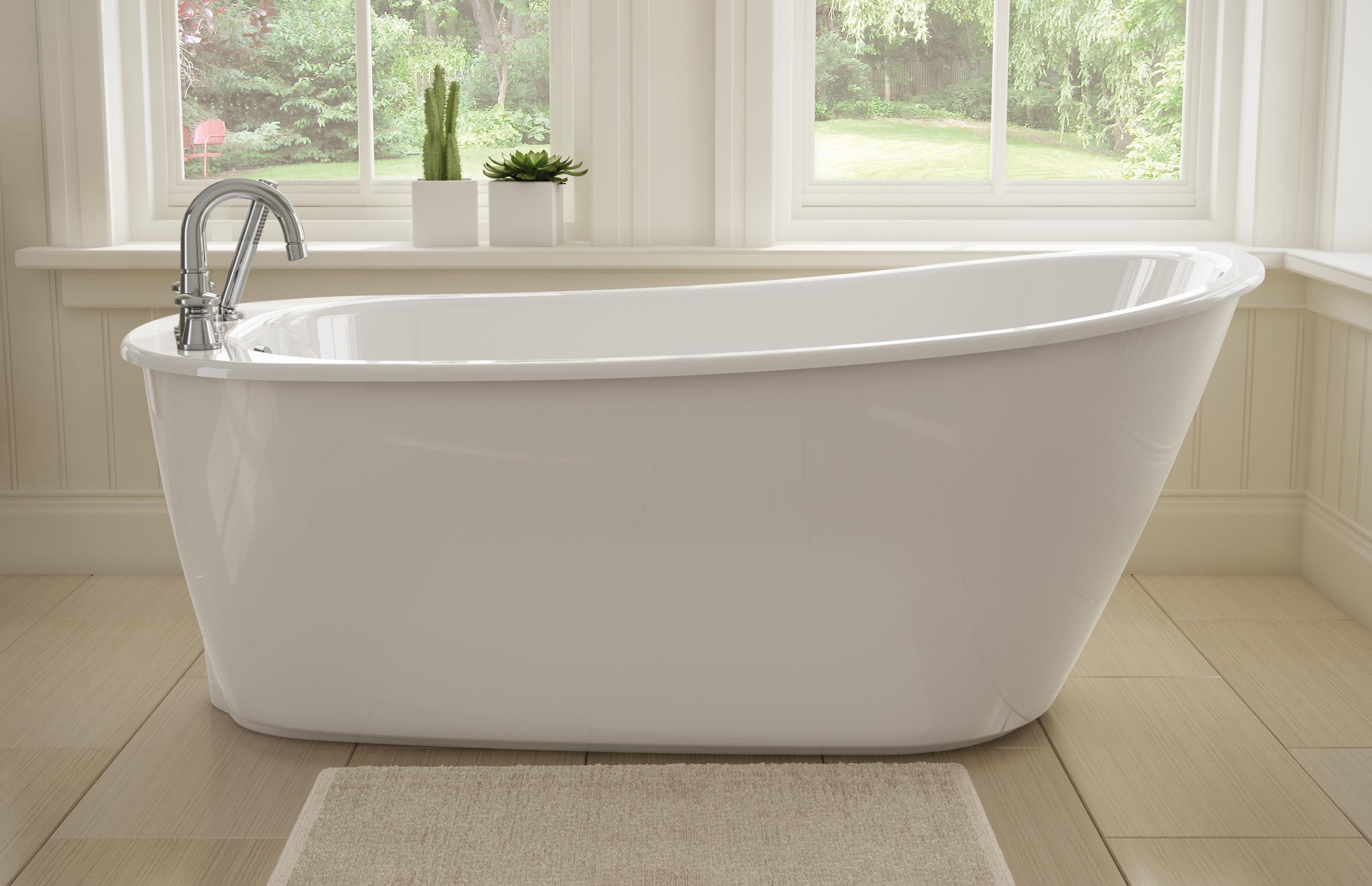 Реставрация литой ванны