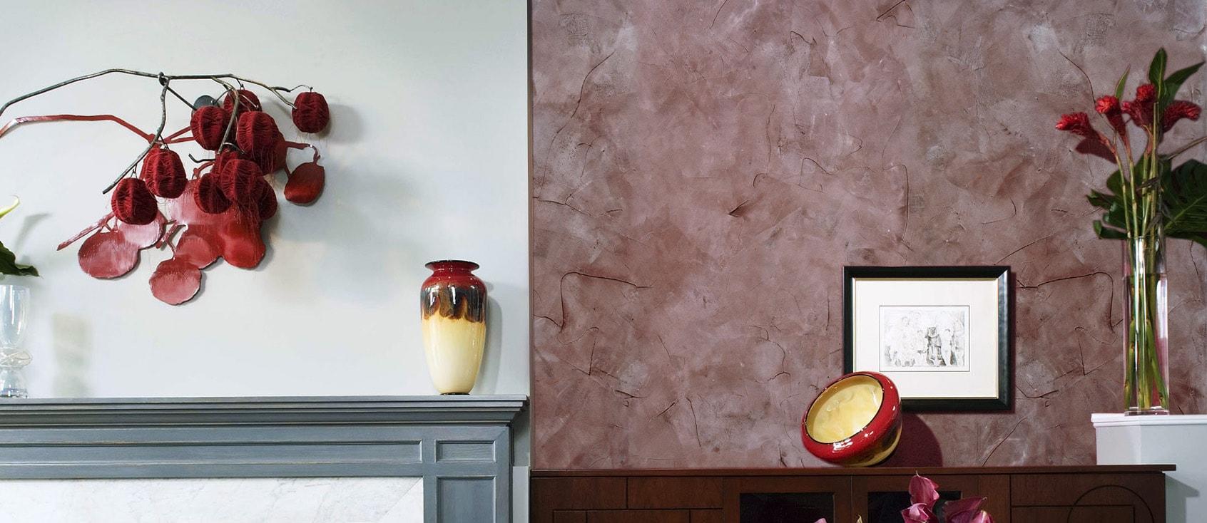 Декторативная штукатурка Марморино в стиле модерн